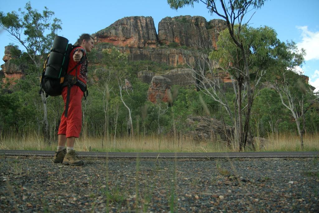 rozterki autostopowicza – autostop w australii