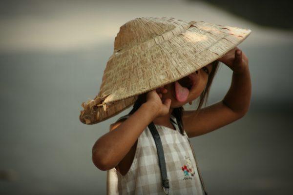 wietnamskie dziecko