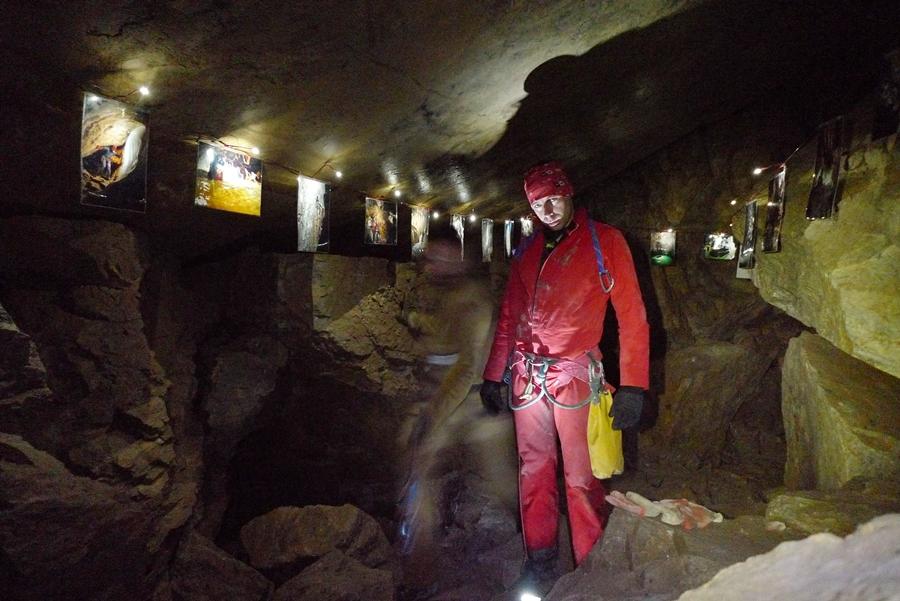 pare chwil w podziemnej galerii – jaskinia Litworowa