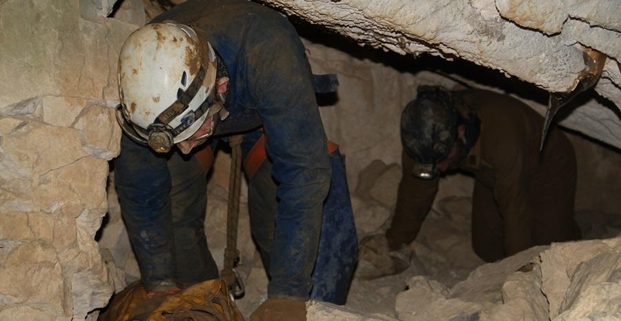 kolejny rok zakończyć pora – jaskinia Miętusia Wyżnia