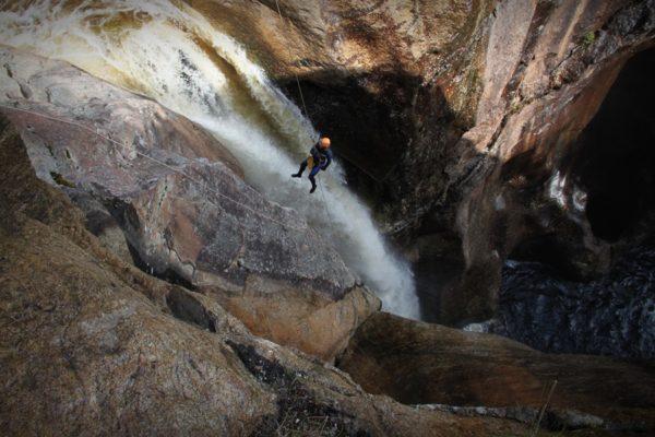 kanioning - Dorgefoss