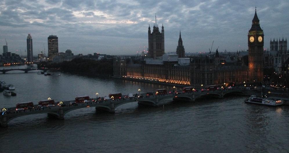 Londyn miesiąc w przód  – krótka wizyta w brytyjskiej stolicy