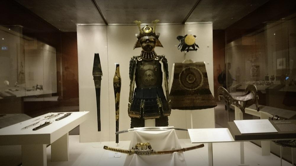 japońska część British Muzeum