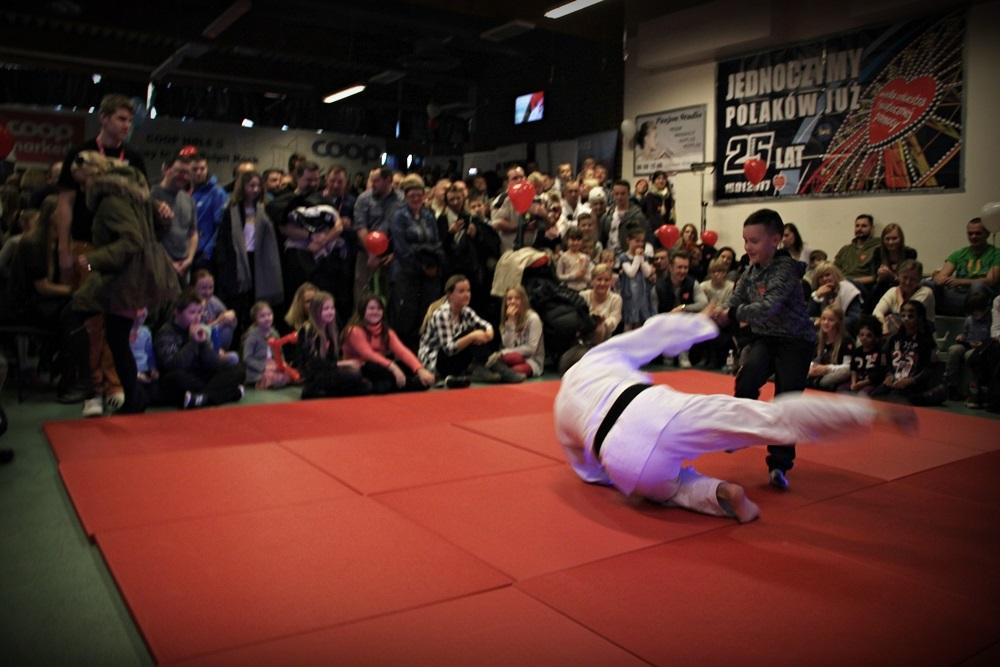 judo po raz pierwszy