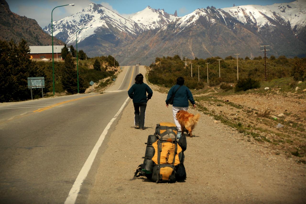 Cywilizacyjny oddech w okolicach Bariloche
