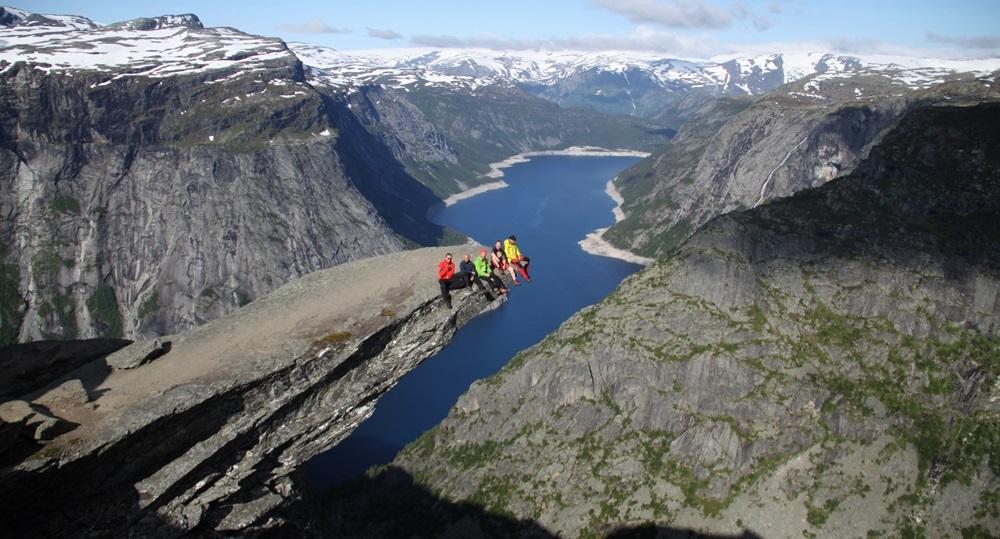 Must see w Norwegii – Preikestolen, Kjerag, Trolltunga