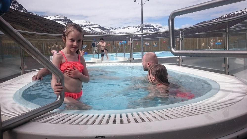 islandzki basen