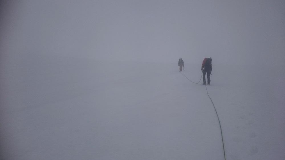 powrót we mgle