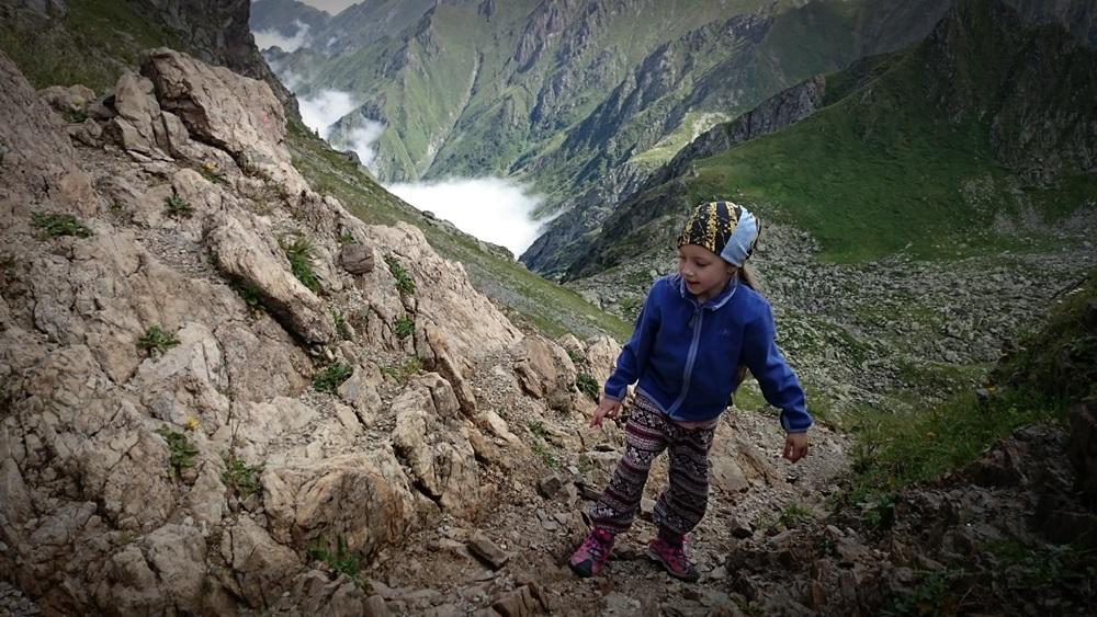 wędrówka w Górach Fogarskich
