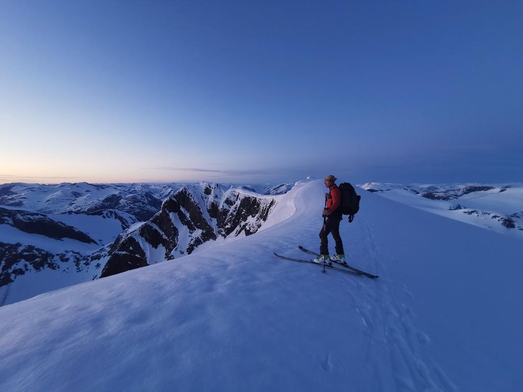 Skitury w Norwegii – Galdhøpiggen, Gautastoppen, Skåla