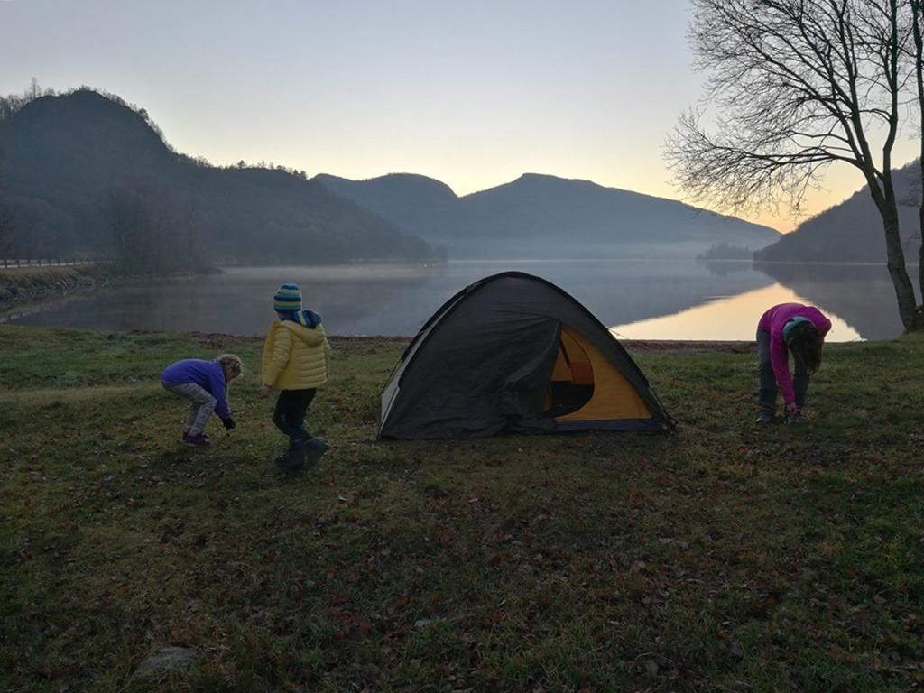 Allemannsretten czyli o norweskim biwakowaniu na dziko